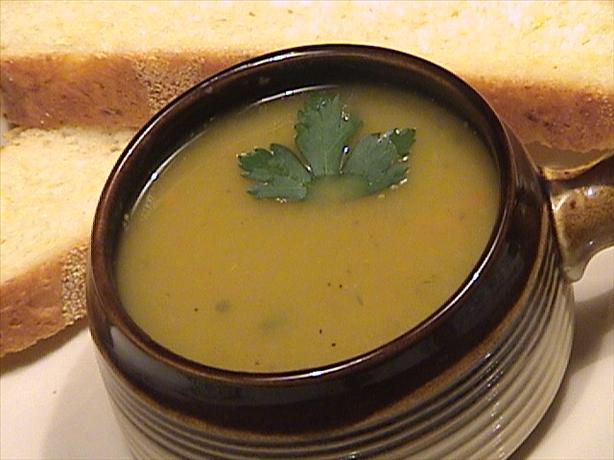 Mennonite Leek Soup