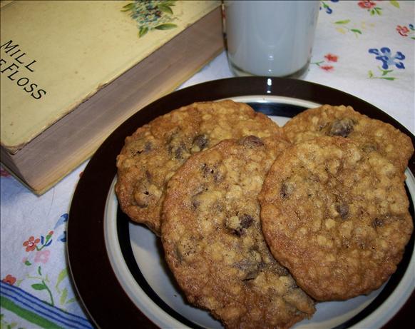 Homegirls Special Oatmeal Cookies