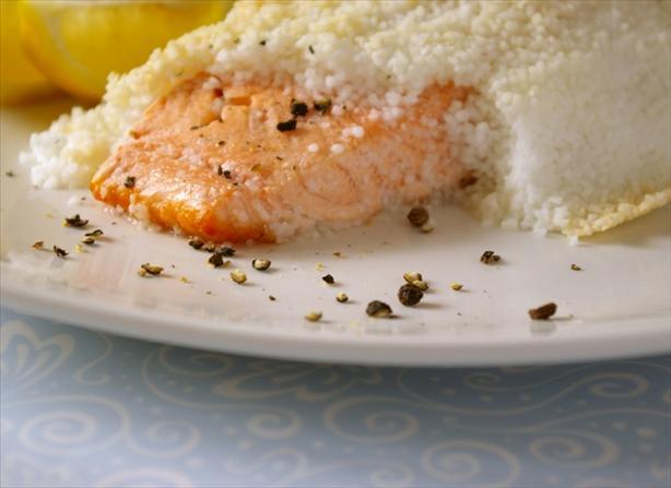 Salt-Roasted Salmon