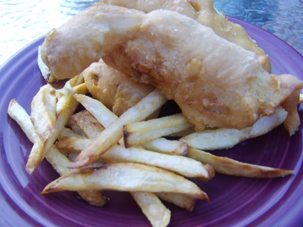 Tyler Florence's Ultimate Fish and Chips