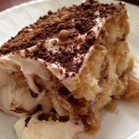 Becky's Tiramisu! (No Raw Eggs)