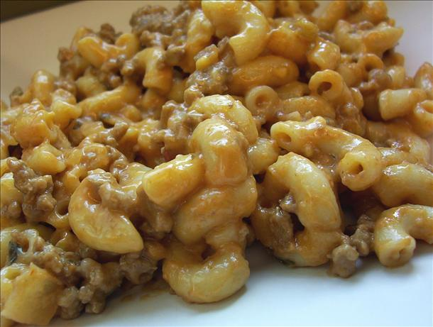 Spicy Salsa Mac & Beef