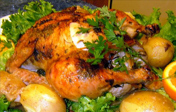 Tyler Florence's Ultimate Roast Chicken