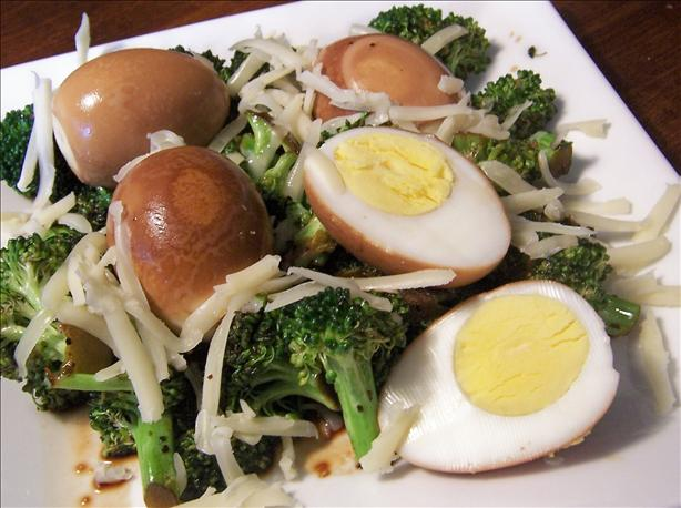Broccoli and Eggs