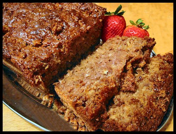 Strawberry Delight Bread