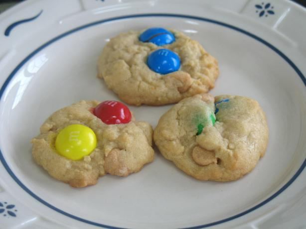 Grandma's M&ms Cookies