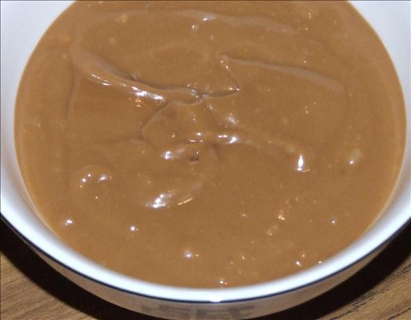 Peanut Satay Sauce