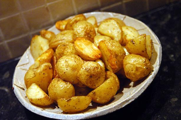 Northwoods Fire Potatoes