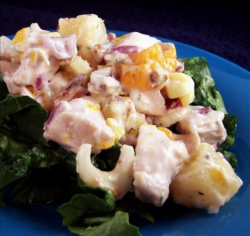 Citrusfruity Chicken Salad
