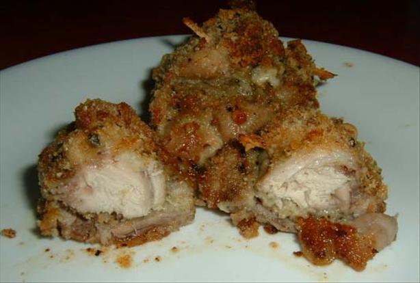 Gorgonzola Chicken Thighs