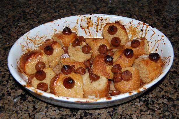 Twinkie Bread Pudding