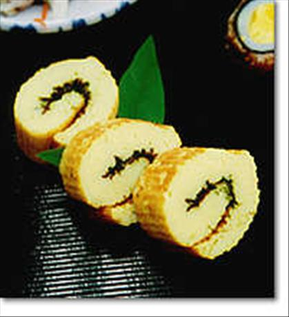 Datemaki (sweet Rolled Omelette)