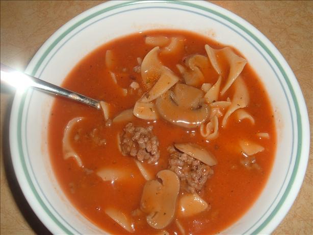 Jolean's Slop Soup