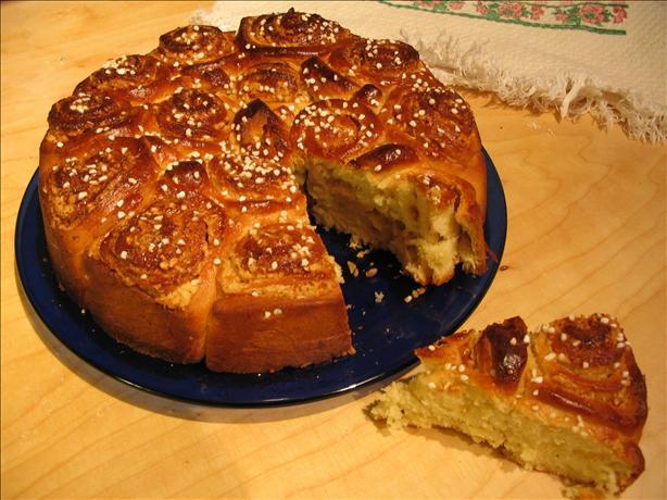 Boston Coffee Cake