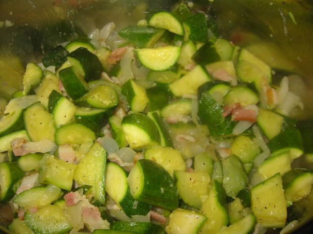 Yummers Zucchini Soup