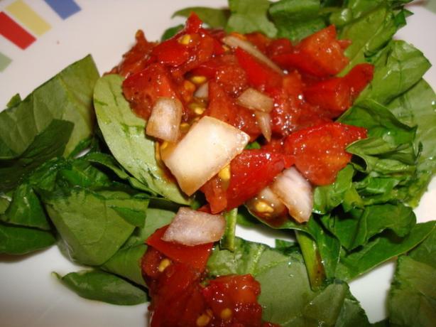 Tomato-balsamic Relish