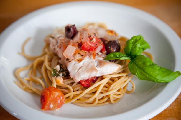Mediterranean Fish (Flounder)