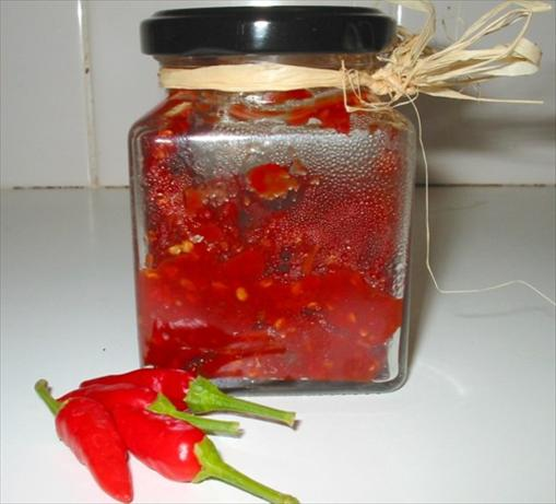 Charged-up Chilli Paste