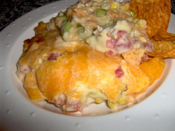 Dorito Casserole,with Chicken