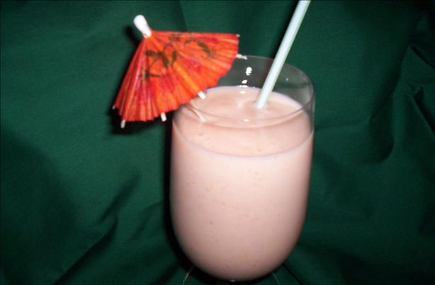 Bananapaya Smoothie