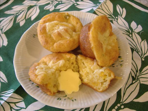 Old Pecos Cornmeal Muffins