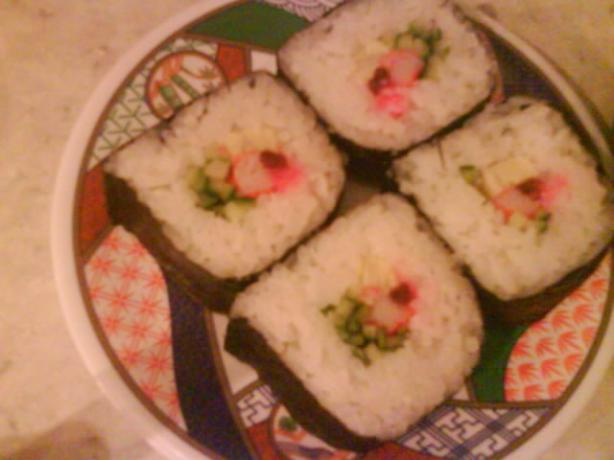 Futo-Maki (Fat Roll)