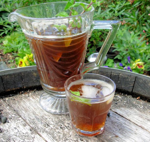 Iced Sun Tea