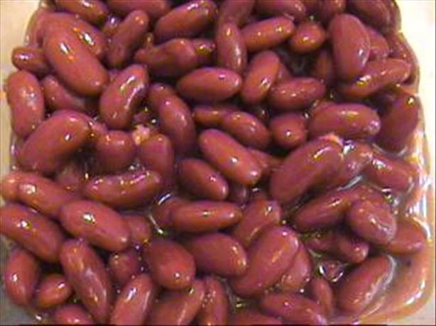 Rushin' Russian Red Beans