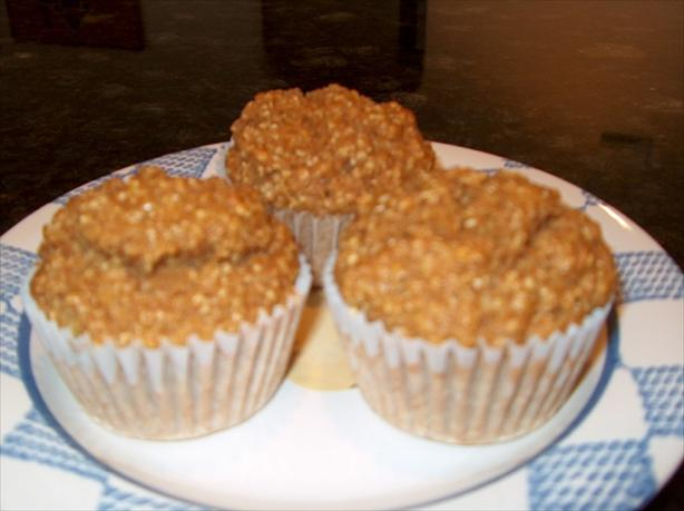 Not Gordon's Healthy Bran Muffins