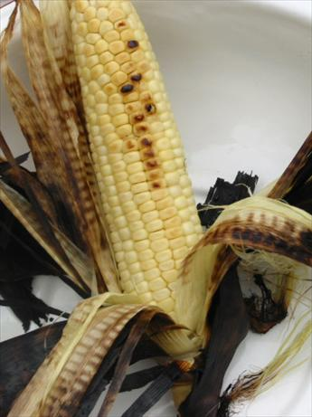 Easy Delicious Roasted Corn on the Cob