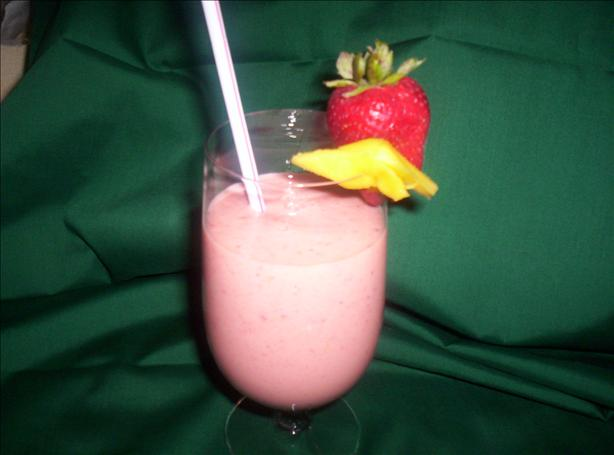 S and M Smoothie ;)