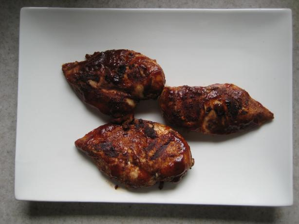 Sweet BBQ Pressure Cooker/ Grilled Chicken