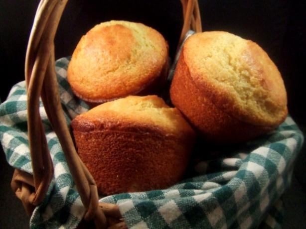 Junior's Golden Corn Muffins