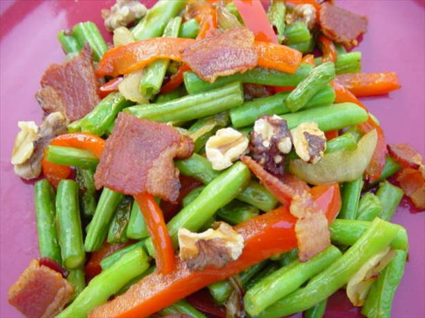 Green Beans Ala Katie