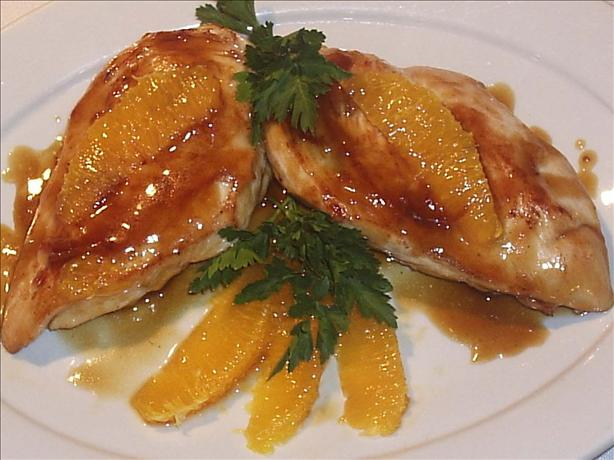 Chicken L'orange