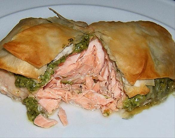 Salmon Parcels