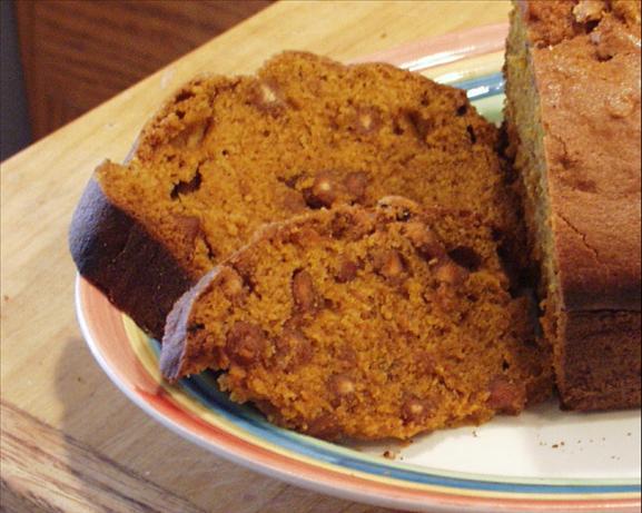 Hershey's Pumpkin Bread