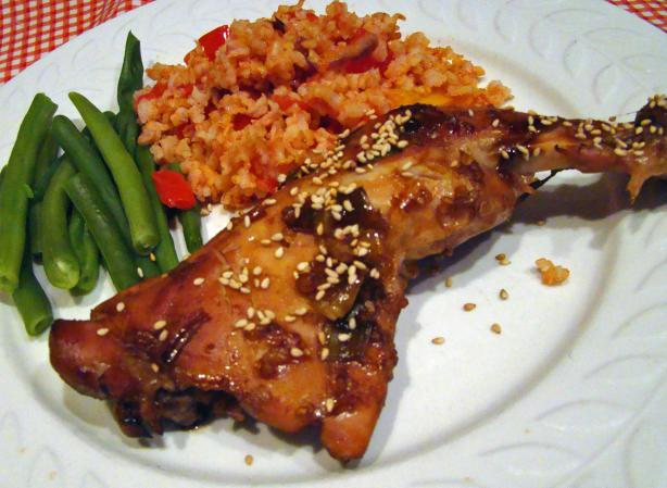 Chinese Chicken Legs