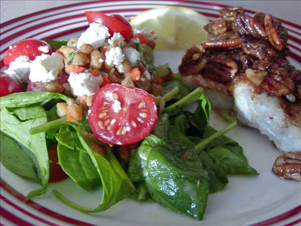 Lentil Salad Provencal
