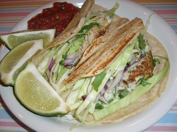 Favorite Fish Tacos
