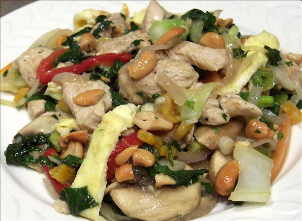 Chicken Oriental Stir Fry