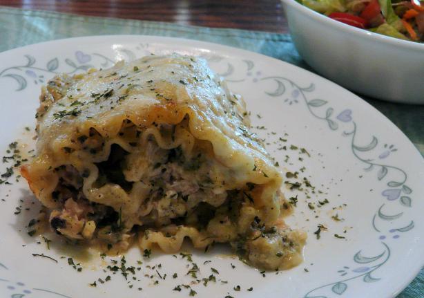Lasagna Rollups Olé