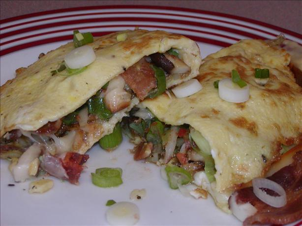 A Different Kind of Omelet
