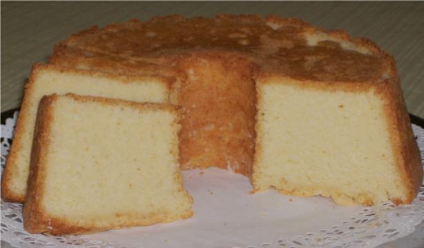 Clara's Pound Cake