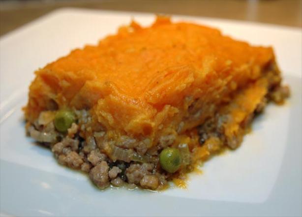 Gourmet Shepherd's Pie