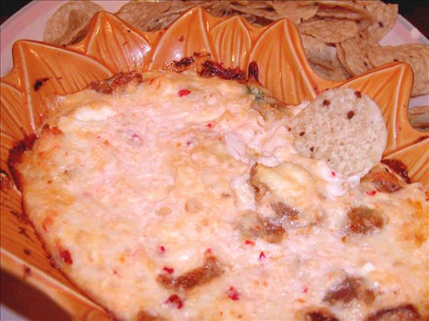 Chicken Fiesta Dip