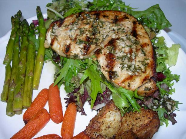 Salmon and Potatoes With Lemon Vinaigrette