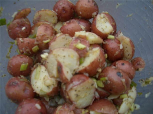 Potato Salad W/lemon
