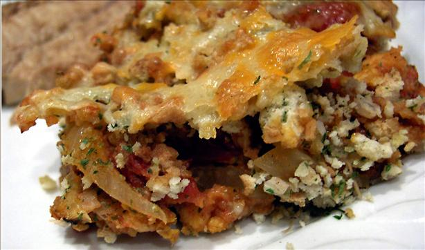 Tomato and Fennel Casserole