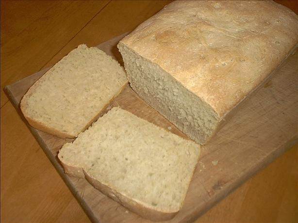 Homemade Crunchy Bread (abm)